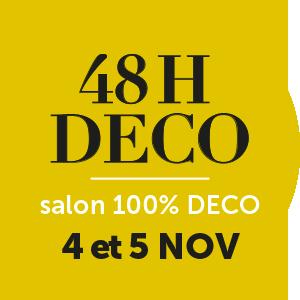 Salon 48H Déco