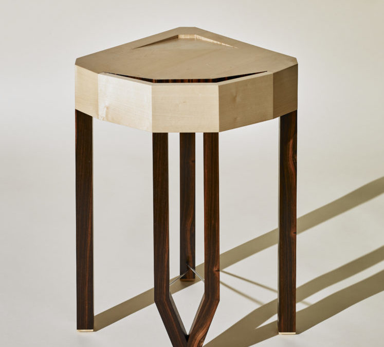 Table d'appoint – MACASSAR