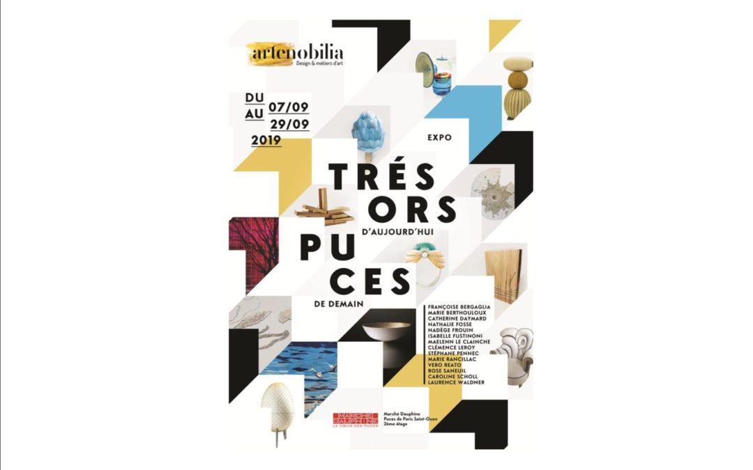 Trésors d'aujourd'hui, Puces de demain – Marché Dauphine Paris St-Ouen